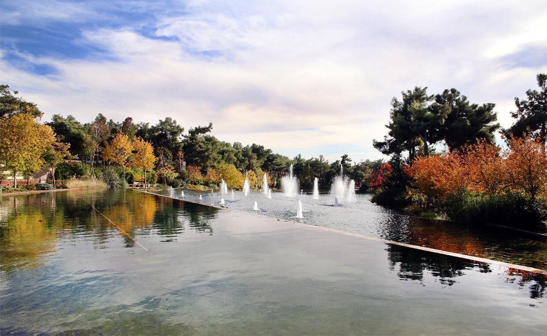Dülükbaba Tabiat Parkı - Biyolojik Gölet