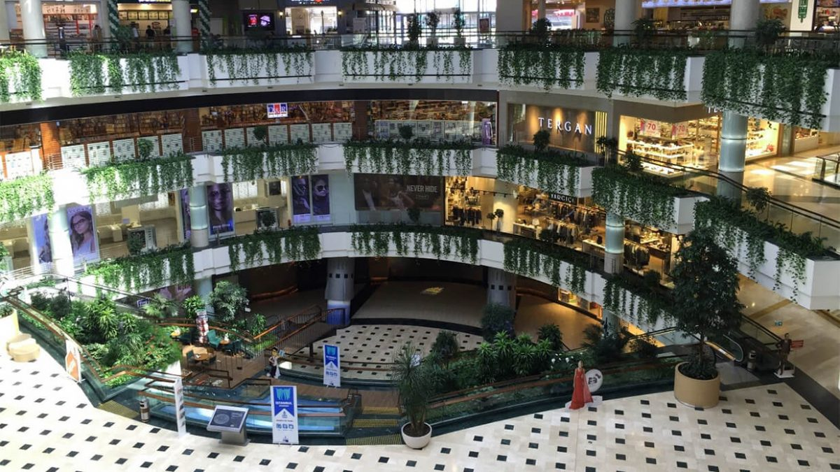 Mall Of İstanbul - Yumuşak ve Sert Peyzaj Çalışmaları