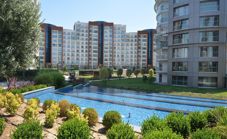 Tema İstanbul Bahçe - Yumuşak Peyzaj Uygulaması