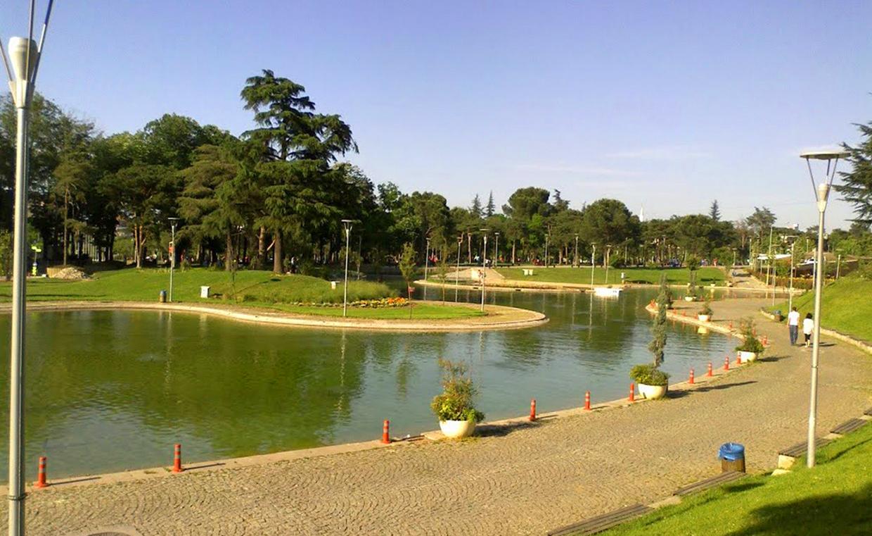 Merinos Tabiat Parkı - Biyolojik Gölet