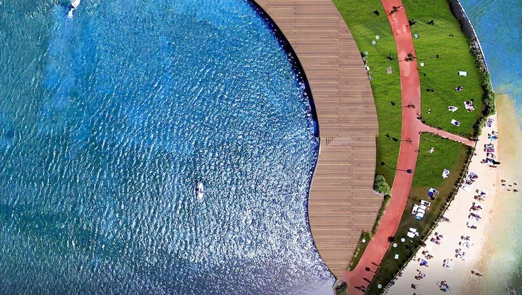 cem botanik - hizmetler - Biyolojik yüzme göleti