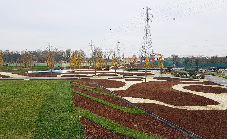 15 Temmuz Millet Bahçesi - Biyolojik Gölet