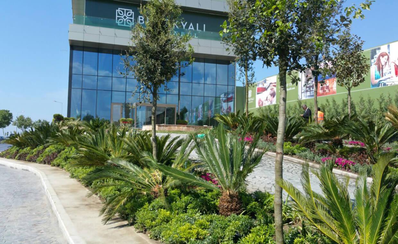 Büyükyalı İstanbul - Yumuşak Peyzaj Çalışmaları