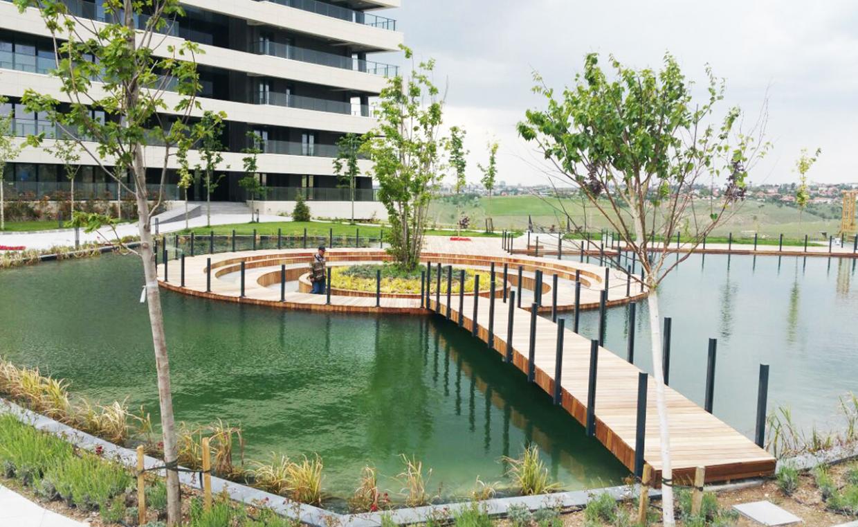 Uptown Ankara - Biyolojik Gölet